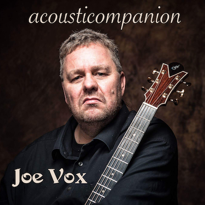 Joe Vox acousticompanions cover front kl